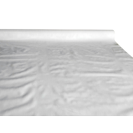 Viaszos vászon egyszínű - letörölhető asztalterítő uni fehér