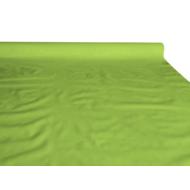 Viaszos vászon egyszínű - letörölhető asztalterítő uni kivi