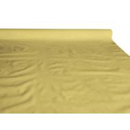 Viaszos vászon egyszínű - letörölhető asztalterítő uni sárga