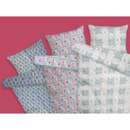 Gyerek ágynemű huzat garnitúra  kevert szálas gyerek mintával