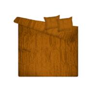 Kaméleon taft ágytakaró díszpárnával 200x220+ 2 db 45x55 cm TA021
