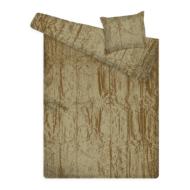 Kaméleon taft ágytakaró díszpárnával 140x200+ 45x55 cm TA009