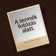 Jersey gumis lepedő 140-160x200 cm narancs
