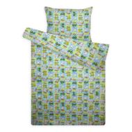 Gyerek ágynemű huzat garnitúra farmos, traktoros mintával