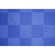 Polly asztalnemű alapanyag 150 cm kockás kék