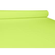 UNI pamut-poliészter méteráru - kivi zöld