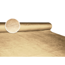Szarvasbőr (velúr) hatású méteráru - bézs