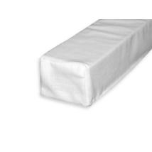 Ablakpárna 8x10x60 cm fehér