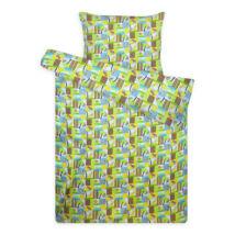 Gyerek ágynemű huzat garnitúra dzsungeles mintával