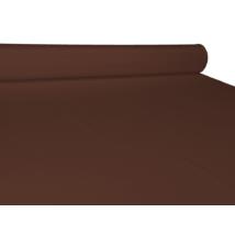 Panama (Minimatt) szövet - k. barna