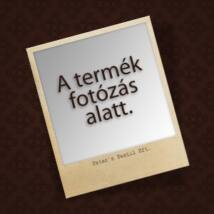 Jersey gumis lepedő 140-160x200 cm király kék