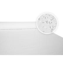 Mikroszálas szennyeleresztő damaszt PÖTYI fehér 160 cm