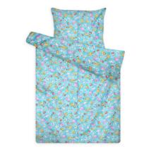 Gyerek ágynemű huzat garnitúra zsiráfos mintával