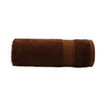 Frottír törölköző 50x90 cm 400g/m2 csoki barna