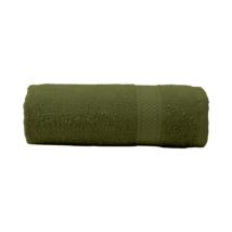Frottír törölköző 50x90 cm 400g/m2 oliva