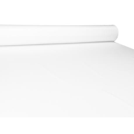 Kevert szálas szennytaszító damaszt ZSÓFI fehér 145 cm