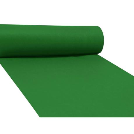 Dekor filc méteráru - fű zöld