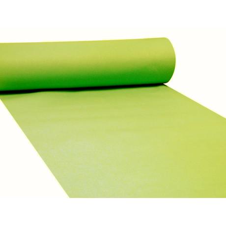 Dekor filc méteráru - neon zöld