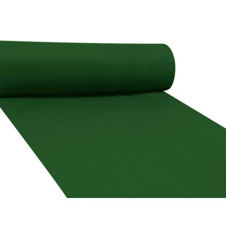 Dekor filc méteráru - biliárd zöld