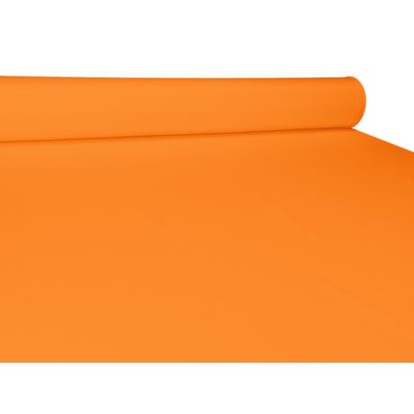 UNI pamut-poliészter méteráru - narancs