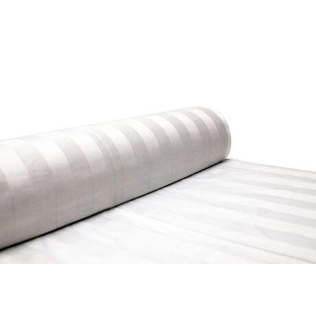 Damaszt ágynemű alapanyag 280 cm, 3 cm csíkos