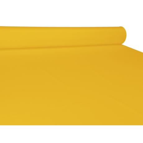 Egyszínű pamutvászon sárga