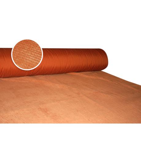 Mikroszálas kord méteráru 150 cm narancs