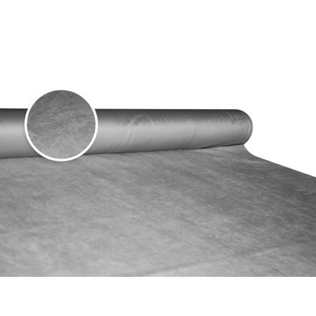 Szarvasbőr (velúr) hatású méteráru - ezüst szürke