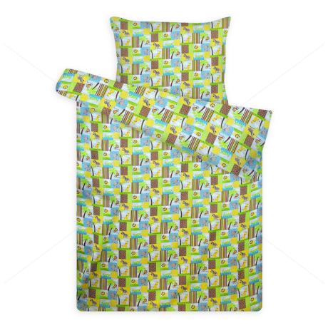 gyerek ágynemű huzat grt. 1032 dzsungel