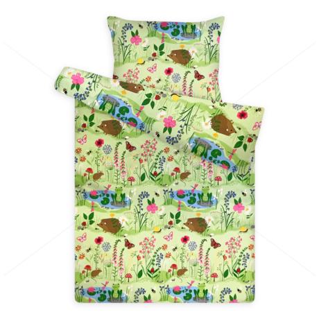 Gyerek ágynemű huzat garnitúra pc
