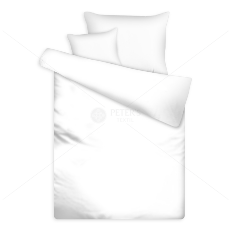 flanel ágynemű huzat grt. fehér