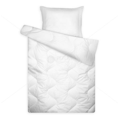 Gyermek paplan és párna garnitúra PITYPANG  40x50+90x140 cm fehér