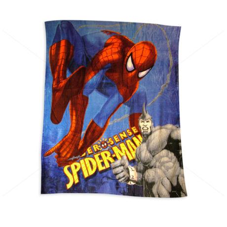 Spiderman pléd 120x150 cm