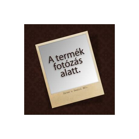 Jersey gumis lepedő 140-160x200 cm világos kék