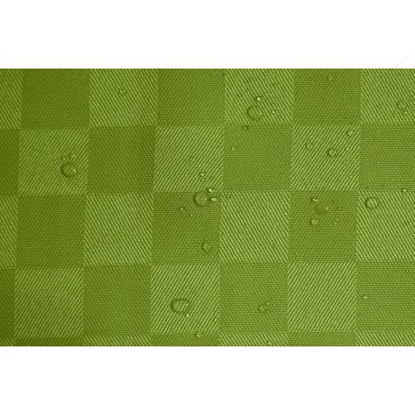 Polly asztalnemű alapanyag 150 cm effektszálas kivi
