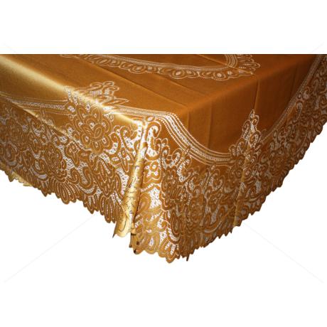 Asztalterítő jacquard csipke 150x230 cm