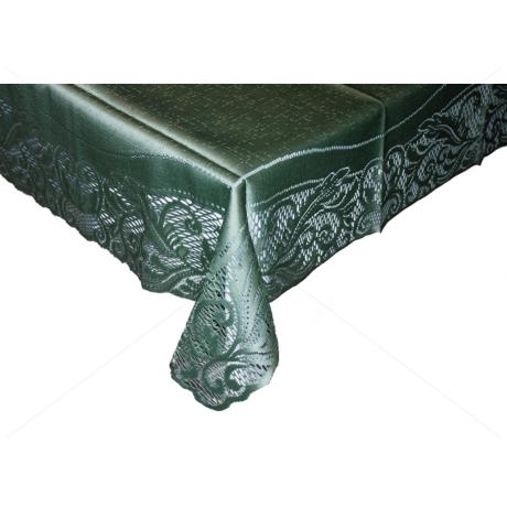 Asztalterítő jacquard csipke 90x90 cm