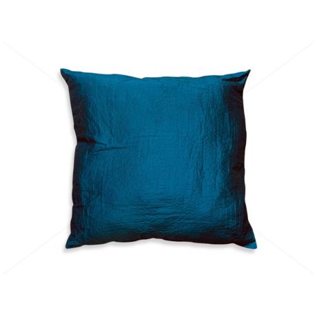 Taft díszpárna 40x40cm royal kék