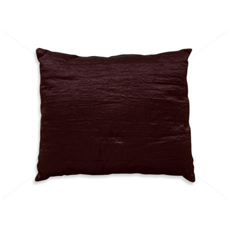 Taft díszpárna 40x50cm sötét barna