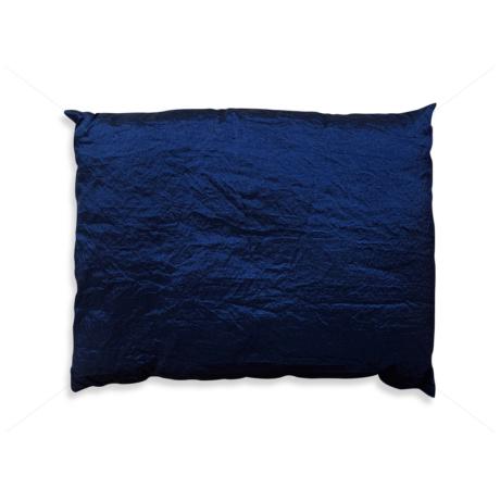 Taft díszpárna 40x50cm sötét kék