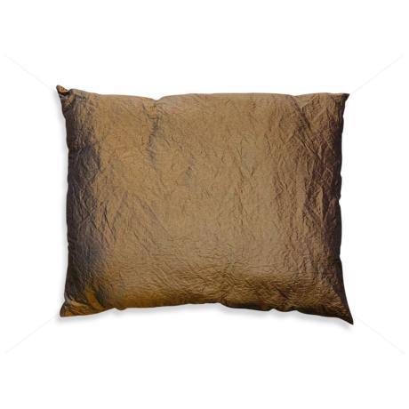 Taft díszpárna 40x50cm réz-arany