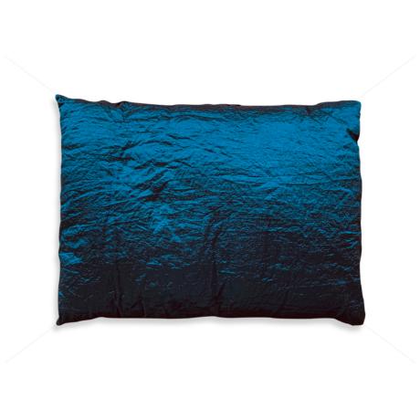 Taft díszpárna 40x50cm royal kék