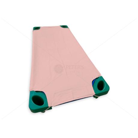 Lepedő óvodai fektetőre rózsaszín
