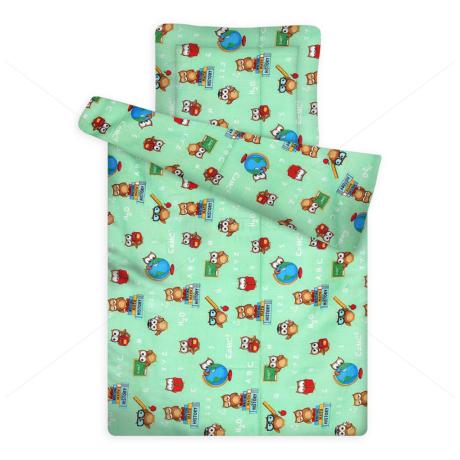Gyermek paplan és párna garnitúra 1081g
