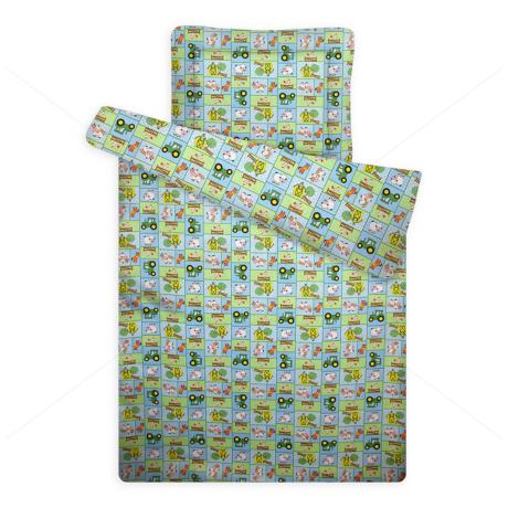 Gyermek paplan és párna garnitúra 1083
