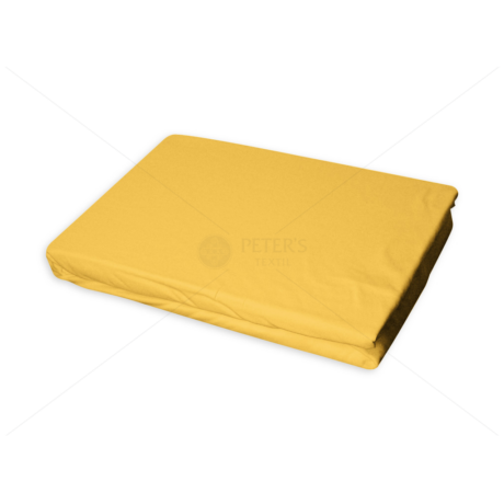 Jersey gumis lepedő 60-70x120-140 cm vanília