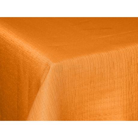 Polly asztalterítő effekt narancs 140x180cm