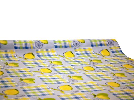 Viaszos vászon Krakkó citrom 26920