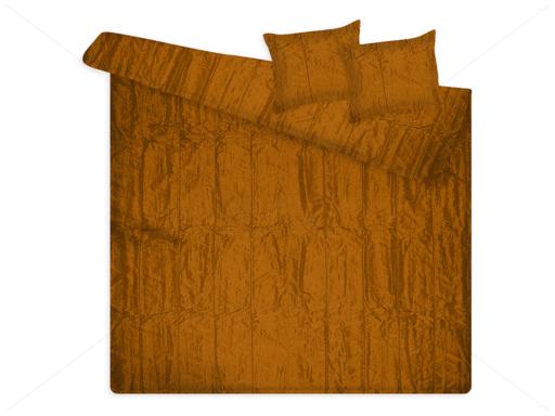 Kaméleon taft ágytakaró díszpárnával 220x240+ 2 db 45x55 cm TA021