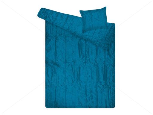 Kaméleon taft ágytakaró díszpárnával 140x220+ 45x55 cm TA017